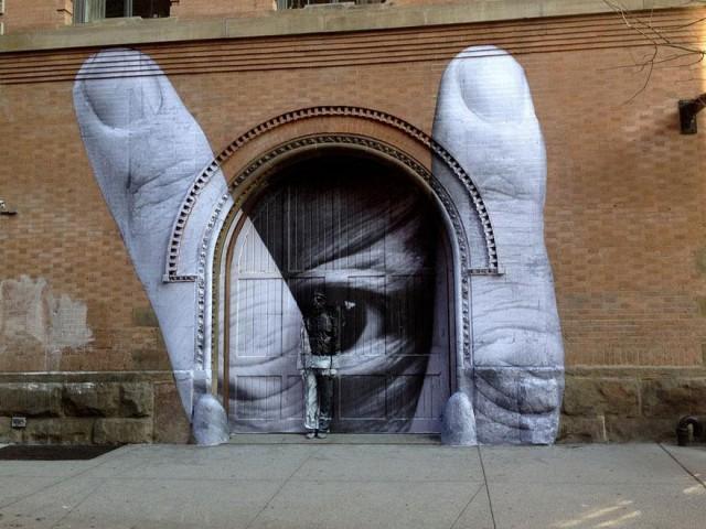 Le opere di Street-Art più belle del mondo