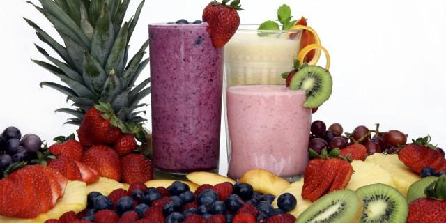 Recuperare il buon umore e disintossicarsi con le centrifughe di frutta