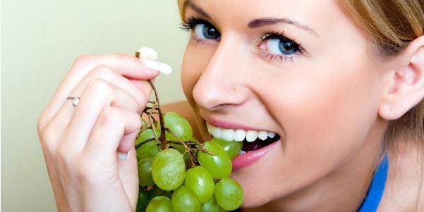 La Dieta Dell'Uva Per Depurarsi E Perdere Peso Dopo Le Vacanze