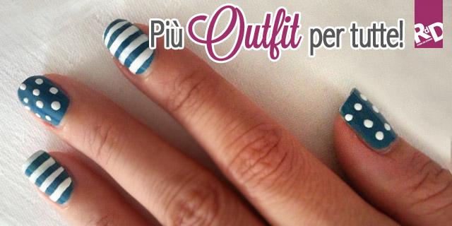 La Nail Art Creata Per te Per Essere Al Top Al Party In Piscina