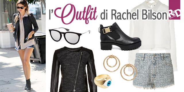 Come Ricreare L'Outfit Di Rachel Bilson