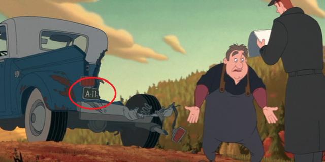 A il messaggio nascosto nei cartoni animati ecco