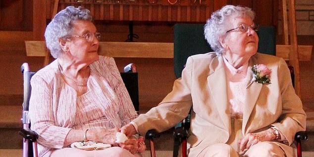 Matrimonio Gay A 90 Anni Dopo Una Vita Trascorsa Insieme