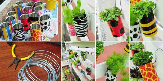 Idee creative per arredare la tua casa... riciclando!   roba da donne
