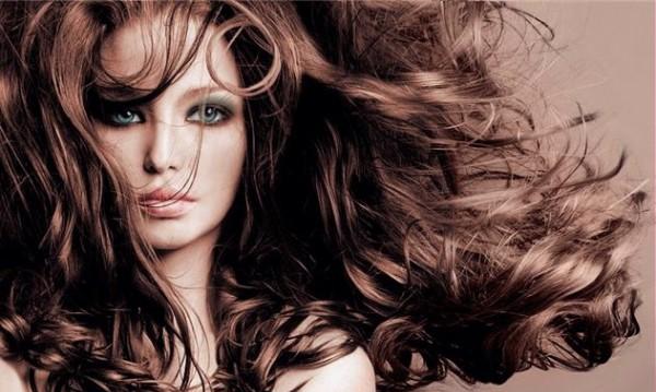 Maschera naturale capelli biondi