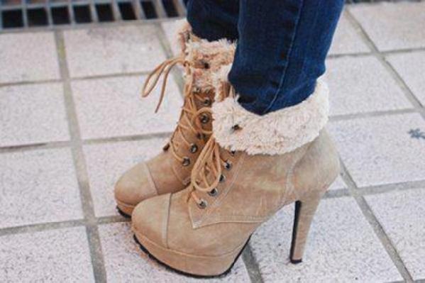 scarpe con tacco comode