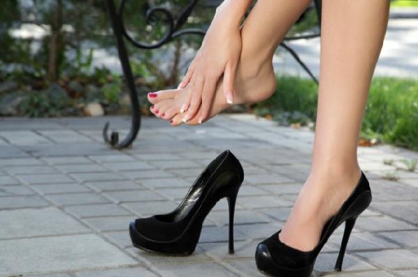 Scarpe Comode Tacco 10