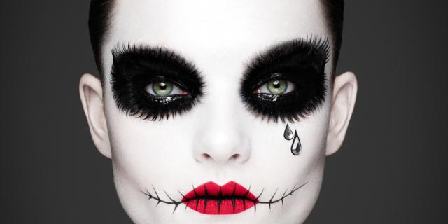 10 Strepitosi MakeUp Ai Quali Ispirarsi Per Halloween