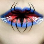 Halloween: 14 Idee Uniche per Truccare le Labbra!