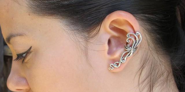 Più votati nessuna tassa di vendita vendita calda Ear cuff, 23 idee per l'orecchino senza buchi - Roba da Donne