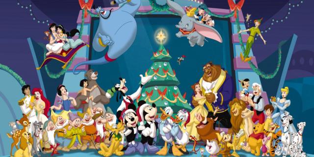Tutta la Programmazione Disney della Settimana di Natale