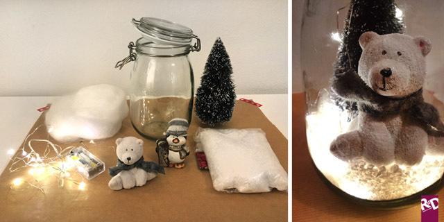 Alla ricerca di idee fai da te per le vostre decorazioni natalizie ...