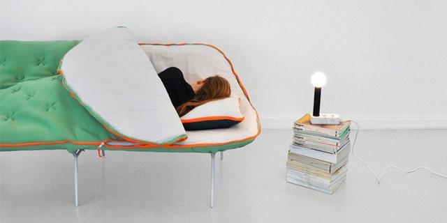 Il divano sacco a pelo per chi si addormenta ovunque roba da donne - Divano harry mondo convenienza ...