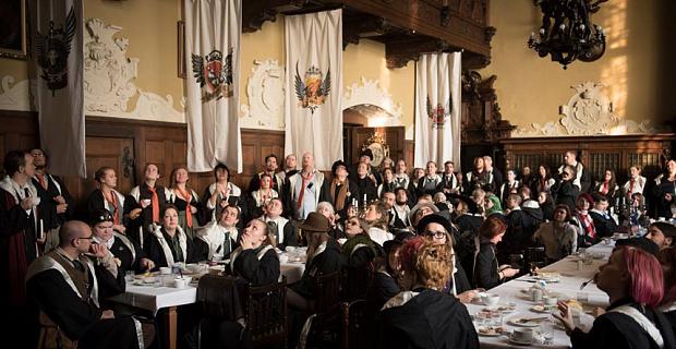 Nasce La Prima Università Per Maghi Ispirata ad Harry Potter