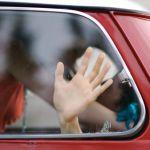 Calzino e Lettiera Per I Gatti: Il Rimedio Per Spannare I Vetri dell'Automobile