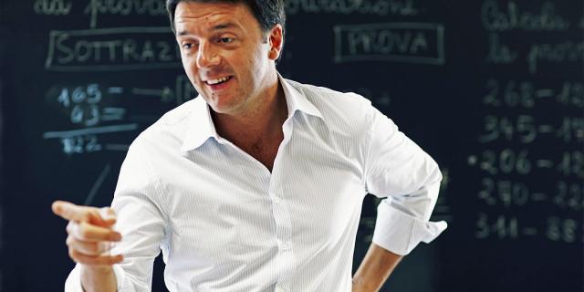 La lettera di un papà contro Renzi e gli adulti che han fatto piangere sua figlia