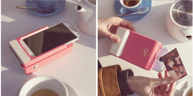 Prynt: La Cover Che Trasforma il Tuo Smartphone in Polaroid