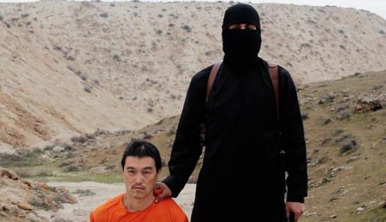 Incubo Isis: Ucciso Il Giornalista Giapponese: Tokyo in Piazza Contro il Governo