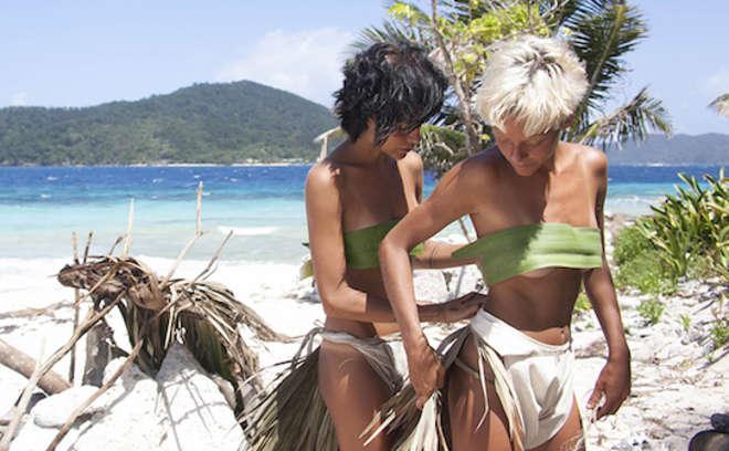 Voager playa desnuda foto
