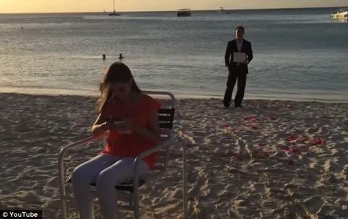 Una Proposta di Matrimonio Lunga 365 Giorni: La Più Romantica di Sempre