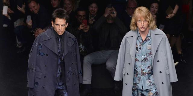 Torna Zoolander in Passerella da Valentino @ Paris Fashion Week