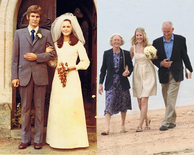 11 Modi per Reinventare l'Abito da Sposa