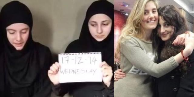 """Greta e Vanessa: """"Torniamo in Siria e Nessuno Parli di Noi"""""""