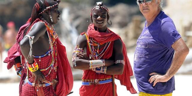 "Briatore Parla della Strage in Kenya: ""L'Africa Continente di Serie B"""