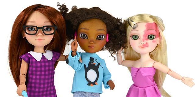 Le Bambole con Disabilità: Perché Ogni Bambina ci si Possa Rispecchiare