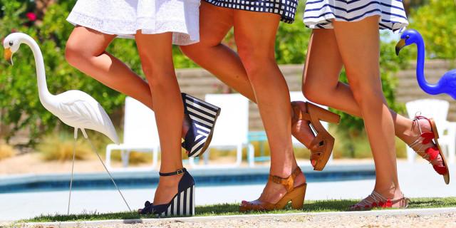 Attente ai Piedi! Gli Errori da Evitare con le Scarpe Estive