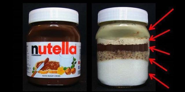 Com'è Fatta Davvero la Nutella? Svelati gli Ingredienti Segreti