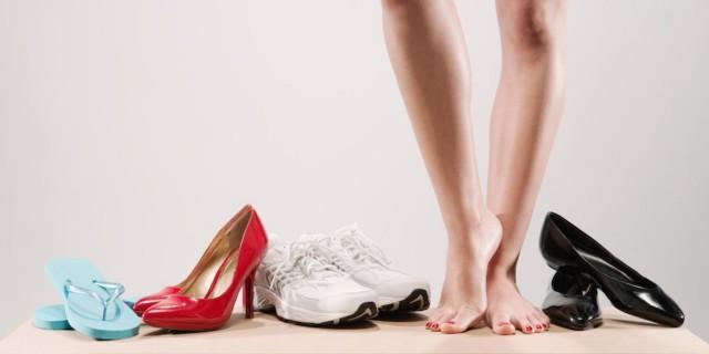 Gli errori da evitare con le scarpe estive - Roba da Donne f0516d682a0
