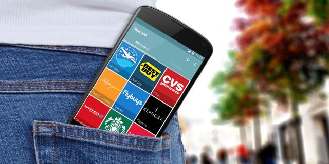 Stocard app per carte fedeltà