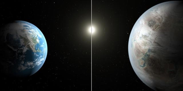 È stato scoperto Kepler 452b, un nuovo pianeta simile alla Terra