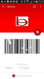 Stocard applicazione per carte fedeltà