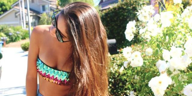 I problemi estivi delle donne con capelli lunghi - Roba da ...