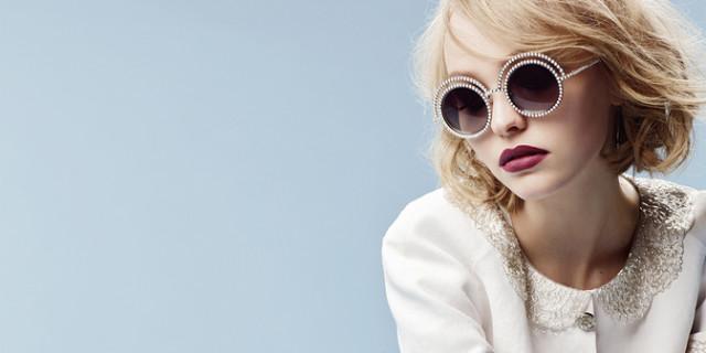 Lily-Rose Depp testimonial Chanel