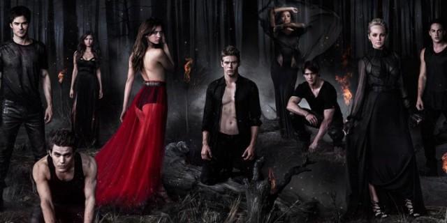 Vampire Diares 7: Nina Dobrev Lascia, Arrivano Nuove Coppie Lesbo [SPOILER]