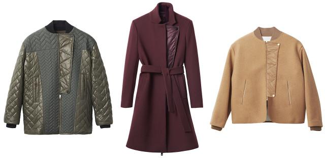 la I cappotti della collezione Autunno-Inverno 2015/2016 di H&M