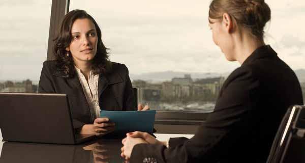Linguaggio del corpo e colloqui di lavoro
