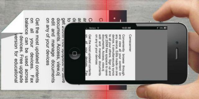 CamScanner, l'app per scansionare i documenti da smartphone