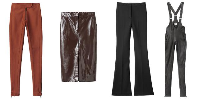 I pantaloni della collezione autunno-inverno 2015/2016 di H&M