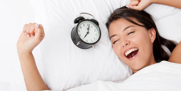 Abitudini del sonno anti-gravidanza