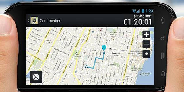 Car finder app: ritrovare l'auto parcheggiata grazie alla tecnologia