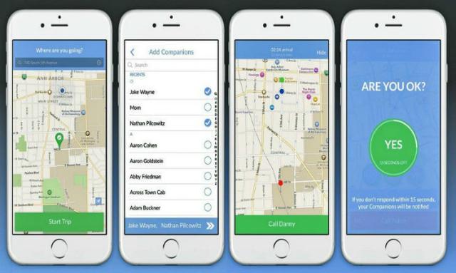 Companion App, registrazione con prefisso internazionale
