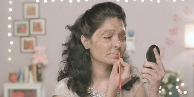 Le Lezioni di Trucco (e di Vita) di Reshma, Sfigurata dall'Acido a 18 anni
