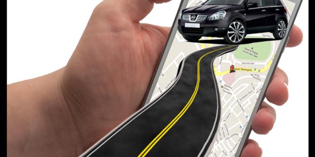 Trova auto parcheggiata, app per Android