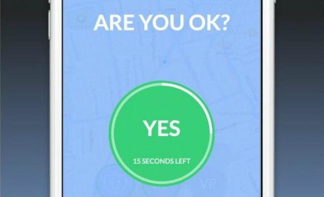 Companion App ti chiede se sei ok
