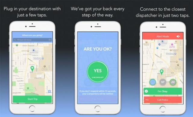 L'app Companion che ci accompagna a casa