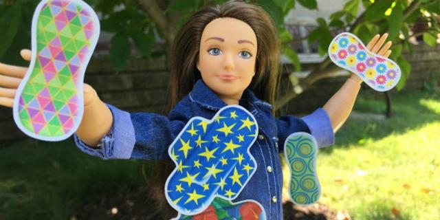 Barbie fa un altro Passo per Somigliare a una Vera Donna: ora ha il Ciclo!